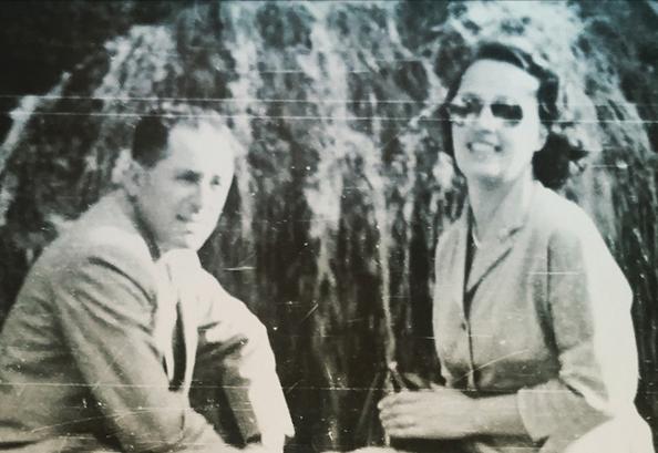 Germana Bialetti e Carlo Alessi