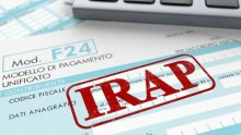 Come funziona il pagamento dell'Irap per i professionisti