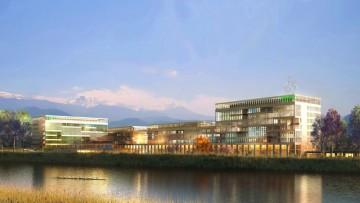 La nuova sede Schneider Electric a Grenoble è un progetto Bim al 100%