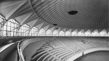 Pier Luigi Nervi per le Olimpiadi di Roma: un sistema mai eguagliato
