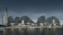 Fake Hills di Mad Architects: complesso del futuro o folle ecomostro?
