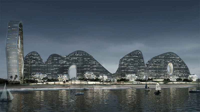 © MAD architects