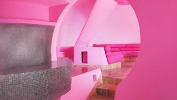 Odile Decq rifà una 'Bubble House' di Antti Lovag: il restauro è esplosivo