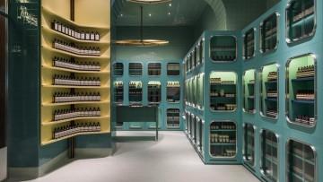 Retail design: gli store Aesop da Melbourne a Milano