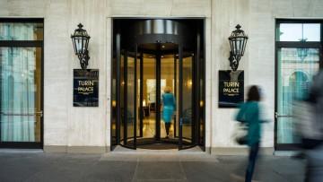 Il restauro e rinnovamento del Turin Palace Hotel