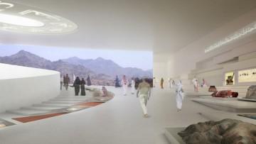 Architettura islamica: il Museo Makkah progettato da architetti europei