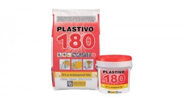 Impermeabilizzanti per l'edilizia: il nuovo Plastivo 180 Volteco