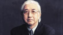 Il Piranesi Prix de Rome 2016 assegnato a Yoshio Taniguchi