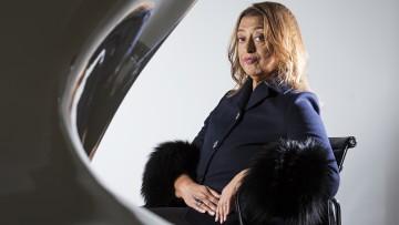 Zaha Hadid ci lascia all'età di 65 anni