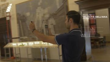 La diagnosi energetica del Museo del Castello Estense di Ferrara