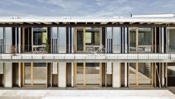 Social housing: uno studentato prefabbricato per gli architetti del futuro