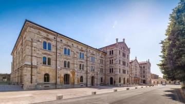 Il restauro dell'ex panificio Santa Marta di Massimo Carmassi