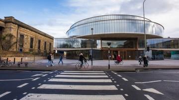 Herzog & de Meuron per il nuovo edificio della Oxford University