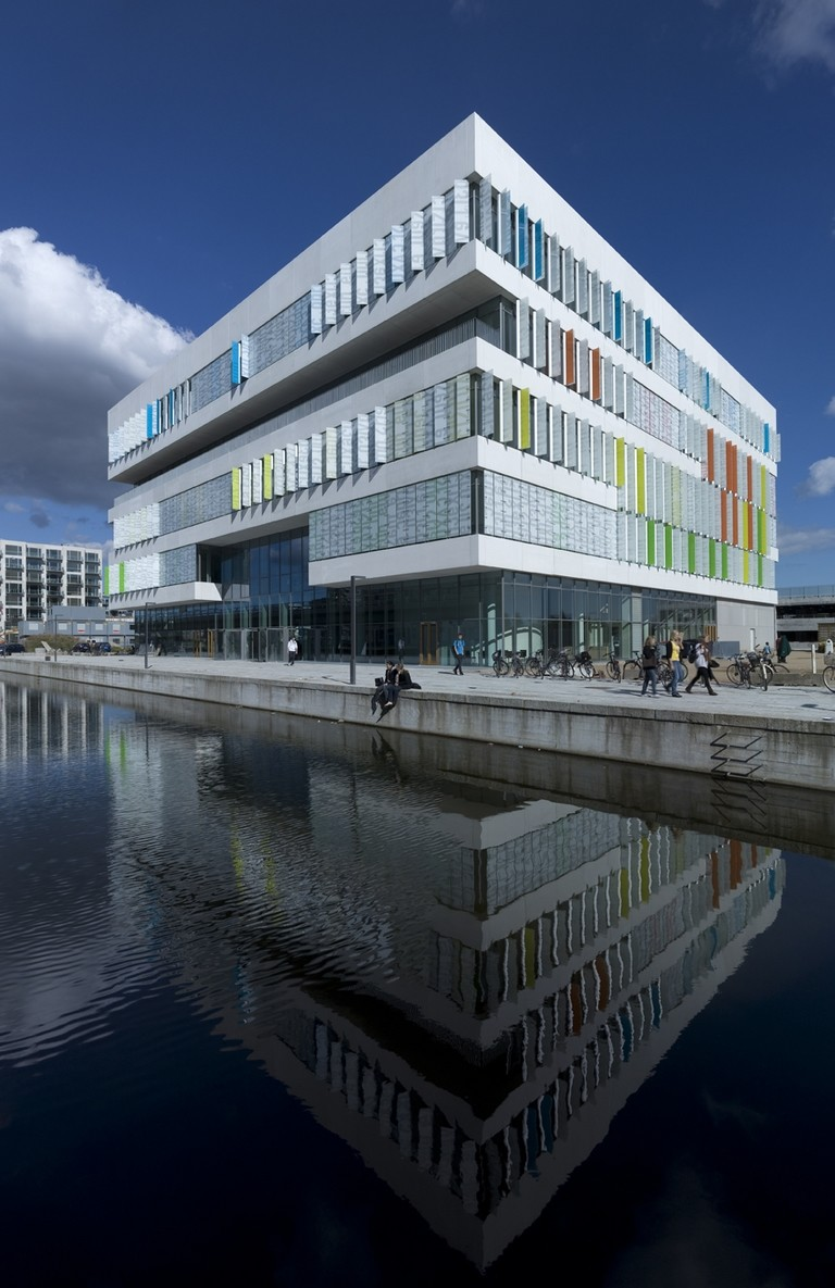 Ørestad College - courtesy of 3XN (1)