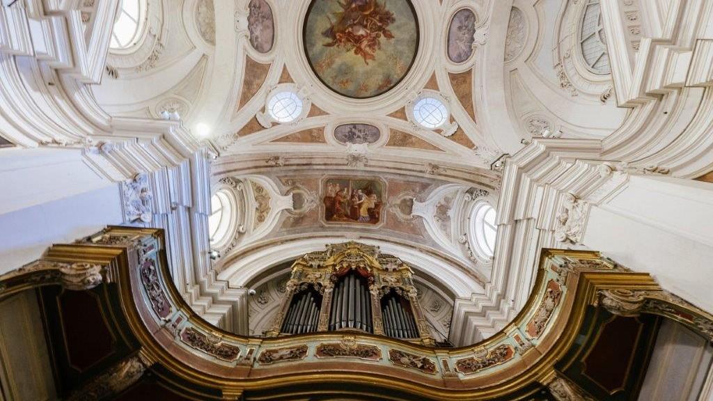 La Chiesa della Confraternita della Misericordia sotto il Santo Titolo di San Giovanni Battista Decollato Torino