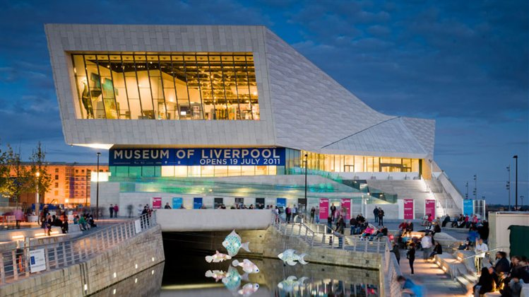 Museum of Liverpool - courtesy of domec (3)
