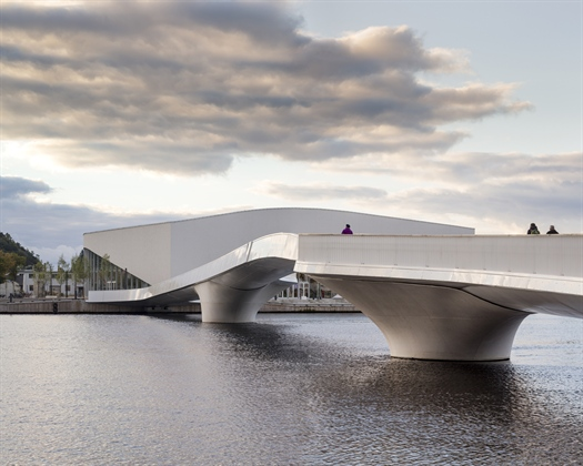 The Bridge by Buen Cultural Centre - courtesy of 3XN (2)