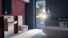 Al Salone del Mobile 2016 Geberit porta soluzioni integrate e design per il bagno contemporaneo