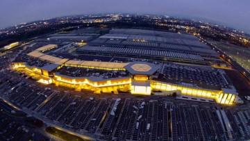 Apre il Centro commerciale di Arese, il più grande d'Italia