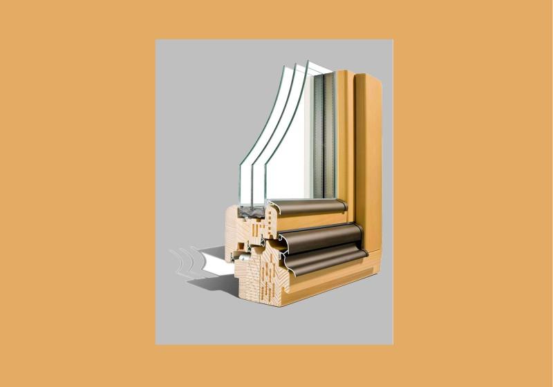 Come ottenere l 39 isolamento acustico delle finestre - Isolamento acustico finestre ...