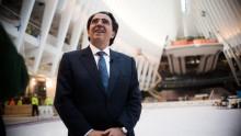 A Santiago Calatrava il premio alla carriera del Leaf Awards 2016