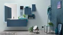 Arredo bagno: con AK Laccato di Arcom arriva un nuovo stile per il bagno