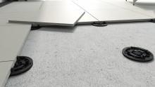 Supporti regolabili: Star.T Regolabile è il supporto per pavimentazioni sopraelevate