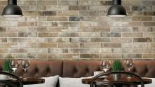 Rivestimenti in gres per il contract: Brick Generation di Ceramica Rondine