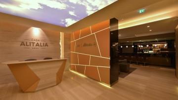 Marco Piva per le due nuove lounge Casa Alitalia