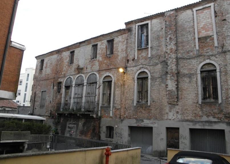 Casa Rosetta Ferrari, Rovigo