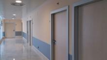 Rivestimenti pareti strutture sanitarie: le lastre LEXAN™ CLINIWALL™