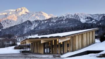 Architettura alpina: l'utilizzo del legno naturale secondo Kengo Kuma