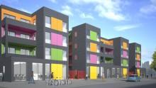 La prefabbricazione edilizia secondo Richard Rogers