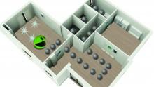 Idropitture per interni anti-inquinamento: nei laboratori Fassa Bortolo nasce Pothos 003