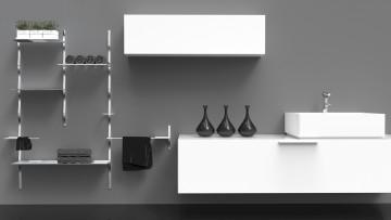 Boiserie modulare Skyline di Cosma: design e versatilità