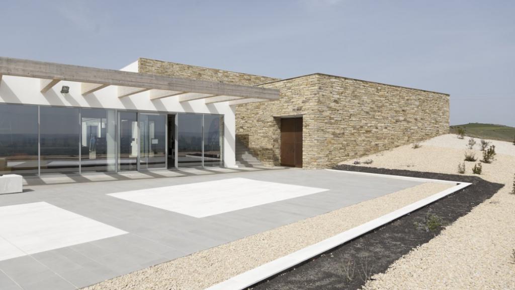 Cantina Su Entu, vincitore della Ceramica e il Progetto 2015