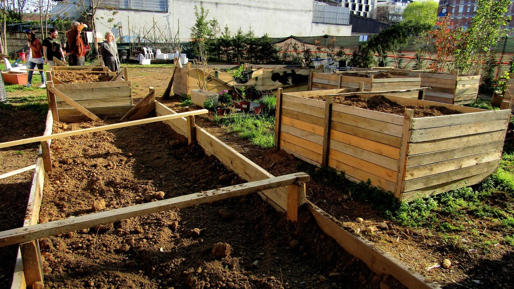 Il Giardino Nascosto nella Cascina Martesana sarà inaugurato ufficialmente il 15 maggio 2016