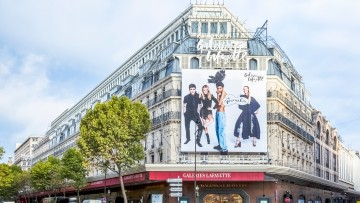 Le Galeries Lafayette ripensate da Bjarke Ingels e Amanda Levete