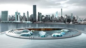 Piero Lissoni vince il concorso di idee per un nuovo acquario a New York