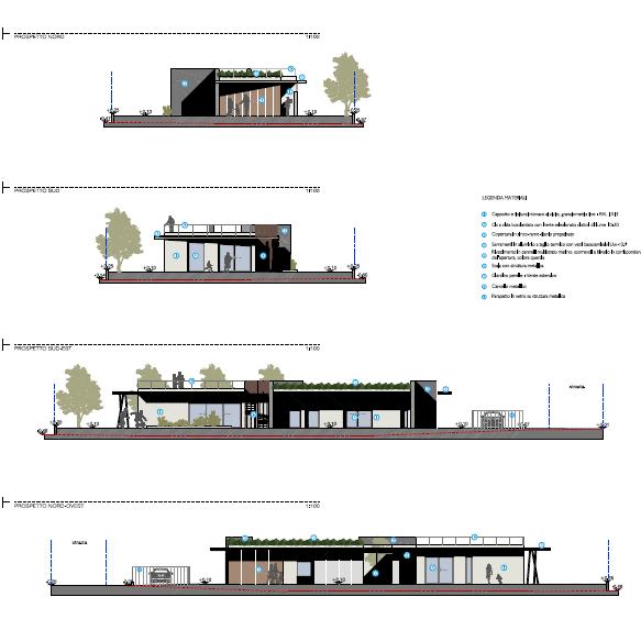 Progetto di Casa SN
