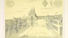 Il tesoro della British Library online gratis, compresi i disegni di architettura