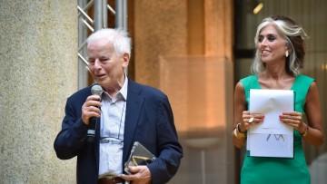 Il meglio di Carlo Bartoli, Compasso d'Oro alla carriera 2016