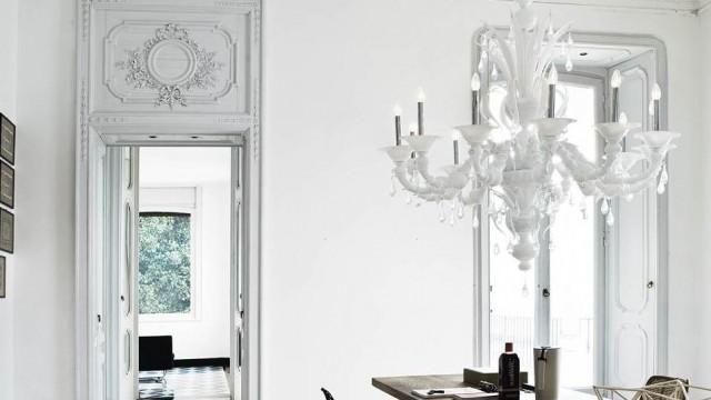 L'illuminazione decorativa per interni e l'arte del vetro secondo De Majo Luce