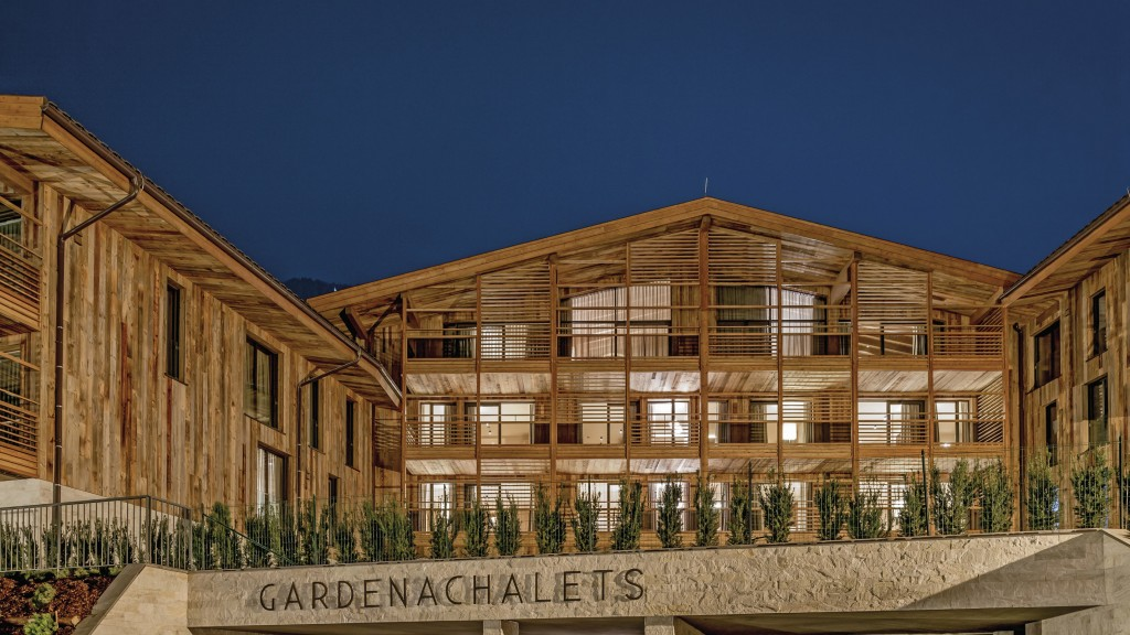 FINSTRAL_FIN-Project Gardena Chalet