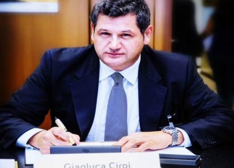 Gianluca Ciroi, presidente del Consorzio Cortexa