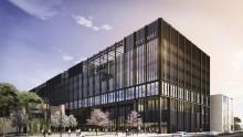 Il nuovo campus di ingegneria a Manchester sarà realizzato da Mecanoo