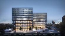 Il nuovo Palazzo di Giustizia di Amsterdam progettato da Kaan Architecten