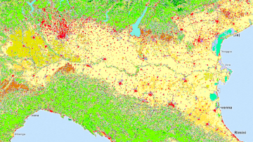 "Pianificazione urbanistica: è online ""Soil monitor"""