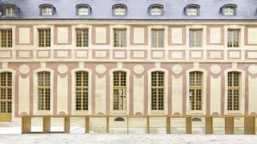 Dominique Perrault restaura il Padiglione Dufour alla Reggia di Versailles