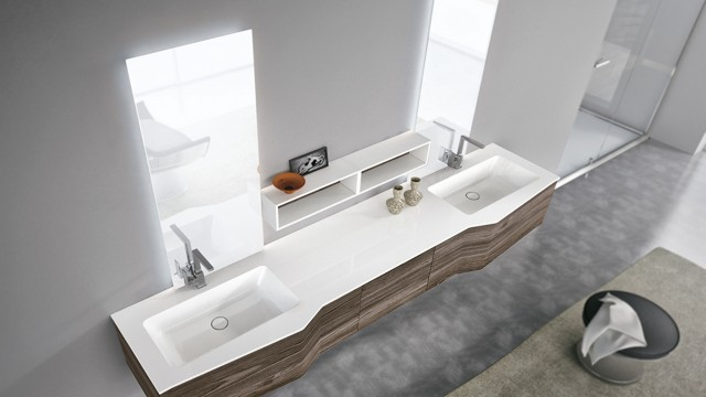 l'arredo bagno con hafro-geromin diventa total living bathroom ... - Geromin Arredo Bagno